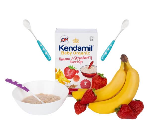 Kvalitní výživa britské značky KENDAMIL.