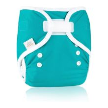ELLA´S HOUSE Bum wrap vel. L 6-15 kg - Dark teal plenka