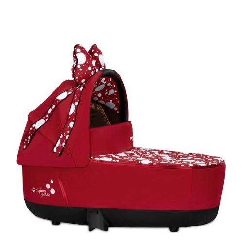 CYBEX by Jeremy Scott Priam Lux Carry Cot Petticoat Red 2021