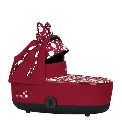 CYBEX by Jeremy Scott Mios Lux Carry Cot Petticoat Red 2021