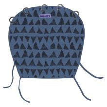 DOOKY Design clona - Blue Tribal